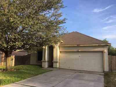 Laredo Single Family Home For Sale: 1814 Arctic Ct