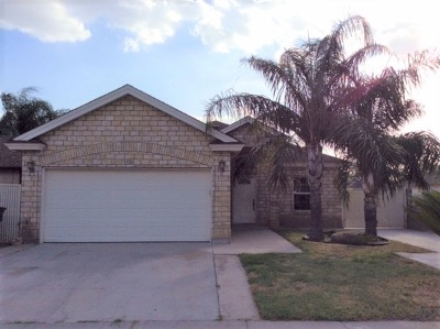 Laredo TX Single Family Home For Sale: $204,500