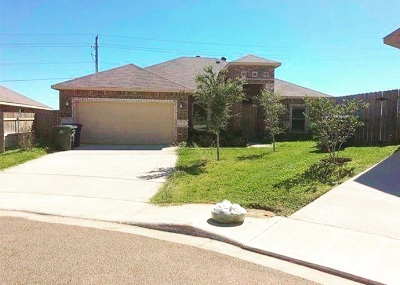 Laredo Single Family Home For Sale: 514 Starling Creek Lp