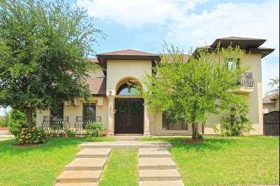 Laredo Single Family Home For Sale: 9845 Spindrift Dr