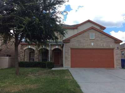 Laredo Single Family Home For Sale: 330 Kahlo Lp