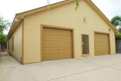 Laredo Single Family Home For Sale: 106 Salamanca Ave