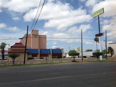 Laredo Commercial For Sale: 4910 San Bernardo Ave