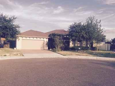 Laredo Single Family Home For Sale: 4101 Deacon Cir