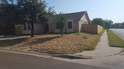 Laredo TX Single Family Home Back On Market: $140,000
