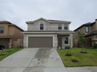 Laredo Single Family Home For Sale: 6106 Eusebio Ln