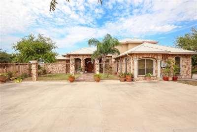 Zapata Single Family Home For Sale: 130 Ramirez Rd