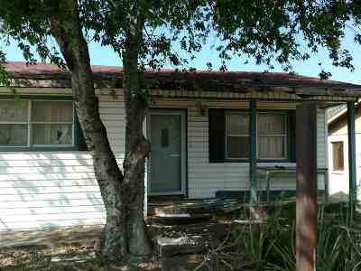 Zapata Single Family Home For Sale: 1501 Kennedy St