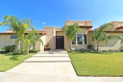 Laredo Single Family Home Option-Show: 8314 Deer Ridge