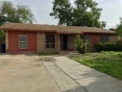 Laredo Single Family Home For Sale: 622 Taylor St
