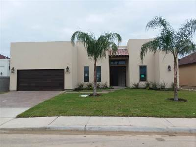Laredo Single Family Home For Sale: 3108 R. Bradbury Dr.
