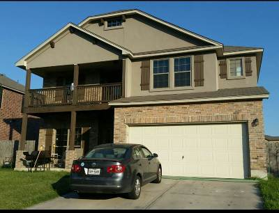Laredo TX Single Family Home For Sale: $239,900