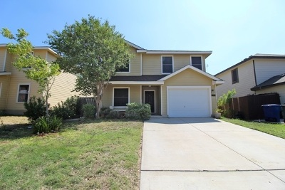 Laredo Single Family Home For Sale: 17403 College Port Dr