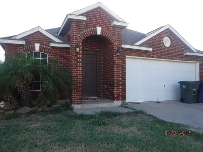 Laredo Single Family Home For Sale: 11152 Carrizo Dr