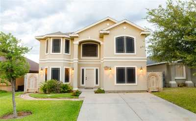Laredo Single Family Home For Sale: 3628 Aguanieve Dr.