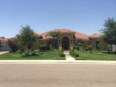 Laredo Single Family Home For Sale: 4014 Linares Cir