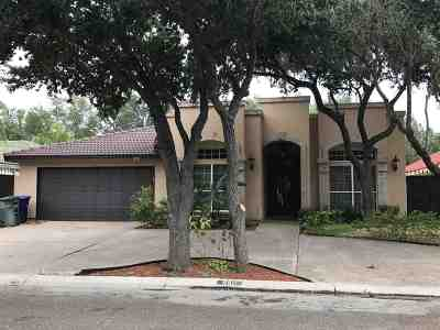 Laredo Single Family Home For Sale: 8511 Callow Ct