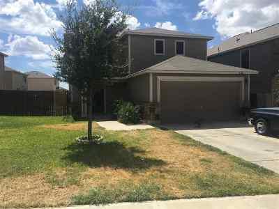 Laredo Single Family Home For Sale: 406 Corvina Dr
