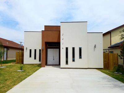 Laredo Single Family Home For Sale: 2416 Cassata Ln