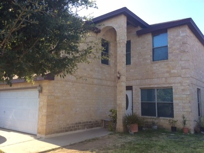 Laredo TX Single Family Home Option-Show: $194,500