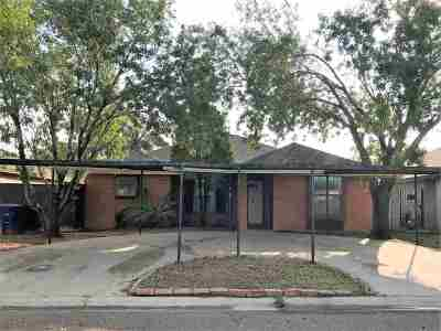 Laredo Single Family Home Option-Show: 303 Sendero Ct