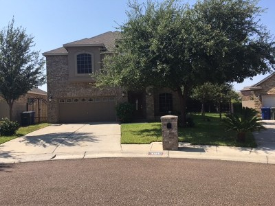 Laredo Single Family Home For Sale: 2801 Patron Lp
