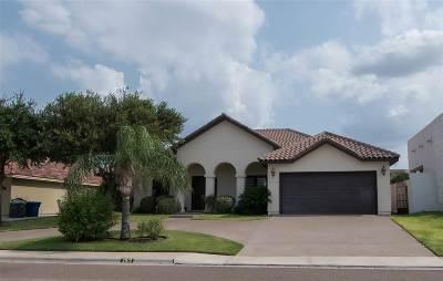 Laredo Single Family Home For Sale: 2913 Swift Dr