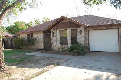 Laredo Single Family Home For Sale: 306 Potranca Ct