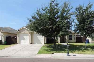 Laredo TX Single Family Home For Sale: $209,000