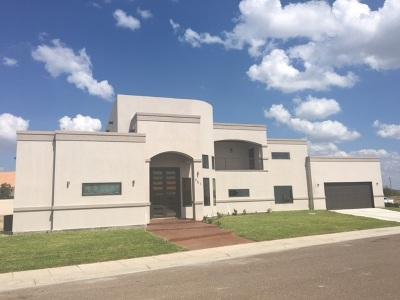 Laredo TX Single Family Home For Sale: $385,000