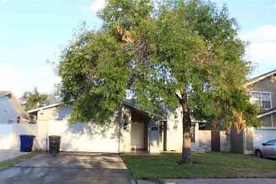 Laredo Single Family Home For Sale: 605 Sunridge Lp