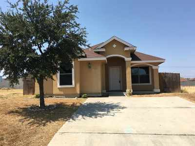Laredo Single Family Home Active-Exclusive Agency: 4318 Caroline St