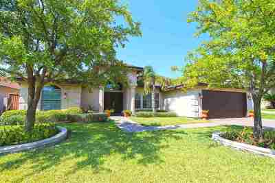 Laredo Single Family Home For Sale: 3828 Winrock Dr