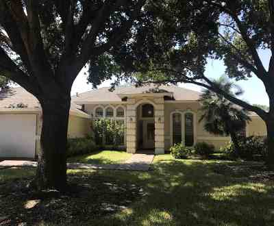 Laredo Single Family Home For Sale: 3006 Hemingway Lp