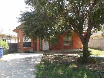 Laredo Single Family Home For Sale: 7309 Wagner Ct