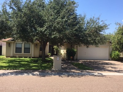 Laredo Single Family Home For Sale: 3317 Hagen Lp