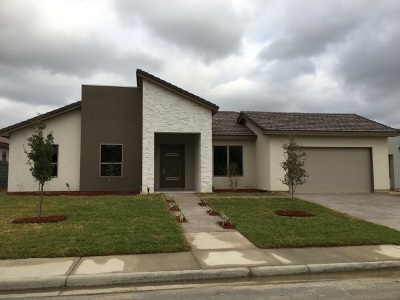Laredo Single Family Home For Sale: 2906 Melville Lp