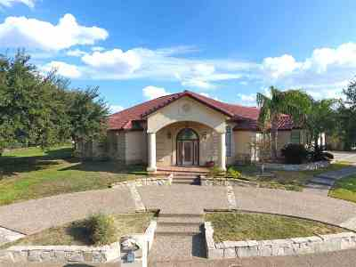Laredo Single Family Home For Sale: 201 Jordan Dr