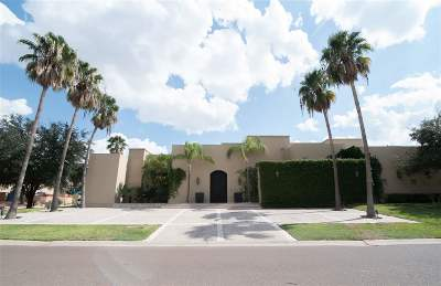Laredo Single Family Home For Sale: 412 Brand Dr