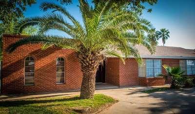 Laredo Single Family Home For Sale: 401 Del Mar Blvd
