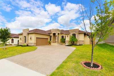 Laredo Single Family Home Option-Show: 408 Michoacan Loop