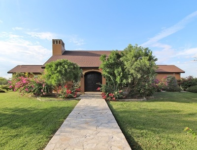 Laredo Single Family Home For Sale: 933 Well Ln