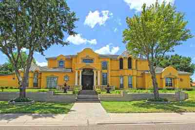 Laredo Single Family Home For Sale: 105 Windsor Ct
