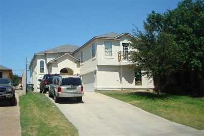 Laredo Single Family Home For Sale: 129 North Ave