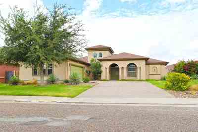 Laredo TX Single Family Home For Sale: $290,000