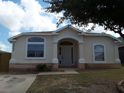 Laredo Single Family Home For Sale: 2603 Bandera Dr