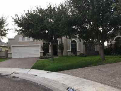 Laredo Single Family Home For Sale: 10502 Casimir Dr