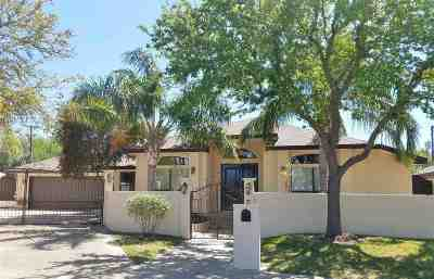Laredo Single Family Home For Sale: 3330 Hagen Lp