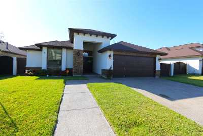 Laredo Single Family Home For Sale: 221 Areca Dr