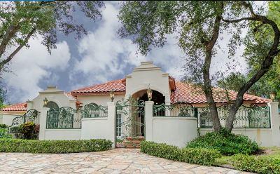 Laredo Single Family Home For Sale: 118 Windsor Rd